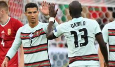 دانيلو: شرف كبير أن ألعب مع كريستيانو رونالدو وميسي