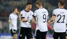 """موجز الصباح: ألمانيا أول المتأهلين الى مونديال قطر، لبنان يواجه سوريا و""""كأس مارادونا"""" مفاجأة جديدة في موسم الرياض"""