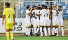 الدوري السعودي: الاتحاد ينتصر على الحزم ويعود الى الصدارة