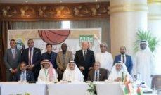 منتخبات العرب في دبي