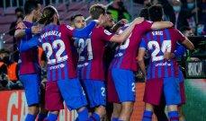خاص: برشلونة يصحو قبل الكلاسيكو على حساب فالنسيا