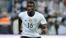 روديغر يغيب عن تدريب ألمانيا بسبب الإصابة ويثير قلق تشيلسي
