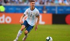 فويث يغيب عن قائمة الارجنتين لتصفيات كأس العالم