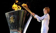 مقاطعة يابانية تطلب إستثنائها من مسيرة الشعلة الاولمبية بسبب تفشي كورونا