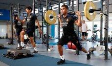 ريال مدريد يستعيد كاسيميرو والثنائي المصاب