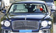 رونالدو يضيف سيارة جديدة الى اسطوله