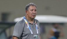 تين كات: سنخوض مباراة صعبة امام النصر السعودي