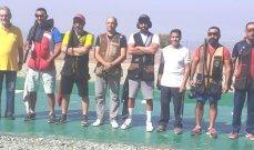 رماية: وسام محـمد بطل المرحلة السادسة من بطولة لبنان للتراب الفئة(أ) ممتاز