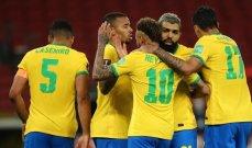 مدرب البرازيل يستدعي لاعبان من فرنسا ويستعيد خدمات المحترفين