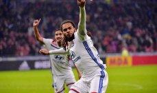 مدافع ليون على طاولة ريال مدريد