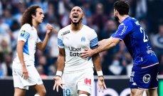 باييت يطلب من جمهور مارسيليا أن يهدأ بعد التعرض لأحد لاعبي لوريان