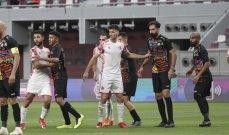 دوري نجوم قطر: لقاء الشمال مع ام صلال ينتهي بالتعادل