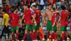 قائمة البرتغال: تواجد رونالدو واستدعاء قاهر برشلونة
