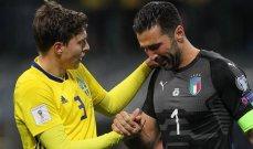 ت 2 : ايطاليا خارج المونديال ، لبنان رسمياً إلى كأس آسيا ، نادال يتصدر