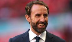 ساوثغايت يطالب لاعبيه بالتركيز على مواجهة بولندا