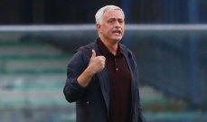 مورينيو عن تدريب نيوكاسل: أنا سعيد في روما