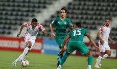 كأس نجوم قطر: التعادل سيد الموقف بين الشمال والاهلي