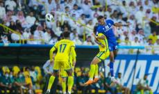 دوري ابطال اسيا: الدوسري يقود الهلال السعودي الى النهائي بعد الفوز المهم على النصر