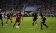 الدوري الالماني: بايرن ميونيخ يتجرع طعم الهزيمة للمرة الأولى هذا الموسم