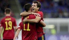 ردود فعل من مباراة ايطاليا - اسبانيا