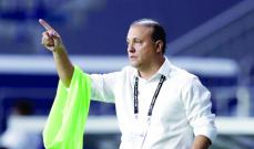 زاناردي: سنخوض مباراة مهمة امام فريق الامارات