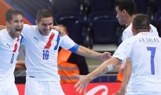 مونديال الصالات: اسبانيا بالعلامة الكاملة وفوز الباراغواي على اليابان