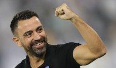 تشافي يريد سترلينغ وكوندي ليصبح مدربًا لبرشلونة