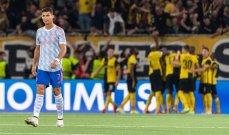 7 هزائم في 11 مباراة لليونايتد في دوري الابطال منذ تولي سولسكاير