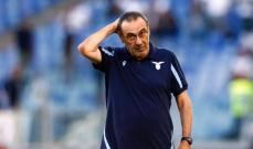 رفض استئناف المدرب ماوريسيو ساري