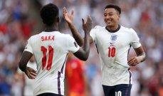ساوثغايت يشجع لينغارد على منافسة رونالدو في مانشستر يونايتد