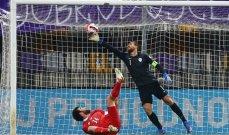 هدف رائع لمدافع روسيا امام سلوفينيا