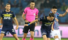 الدوري التركي: طرابزون سبور يحسم قمة الجولة امام فنربخشة وفوز غلطة سراي