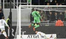 الدوري الفرنسي: سانت إيتيان يتعادل مع انجيه