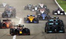 روزنامة فورمولا وان 2022 : الانطلاقة في البحرين والختام في الامارات