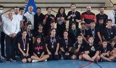 بطولة جبل لبنان في الكونغ فو لأسلوب الكيندا في معهد الرسل - جونيه