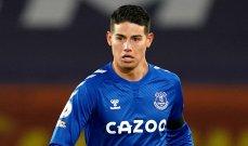 جايمس رودريغيز قد ينتقل إلى الدوري القطري