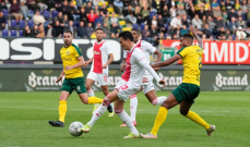 الدوري الهولندي: خماسية اياكس تمنحه صدارة البطولة