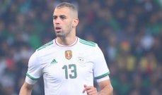 سليماني : شرف كبير أن أكون الهداف التاريخي لمنتخب مثل الجزائر