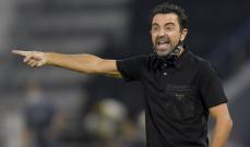 موجز المساء: برشلونة يتفق مع تشافي، ريال مدريد منزعج من رابطة الليغا والرياضي يفوز على أنيبال زحلة في سلة لبنان