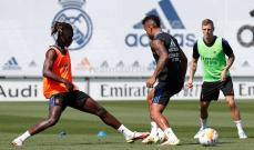 كروس يعود لتدريبات ريال مدريد استعدادا لمواجهة فياريال