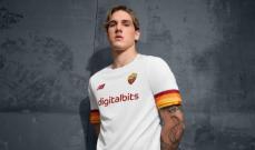نادي روما يكشف عن قميصه الثاني
