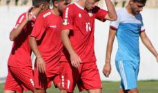 فوز شباب لبنان على المبرة