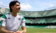 بيليرين: أشعر بشغف كبير في ريال بيتيس