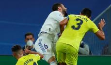 الليغا: التعادل يخيم على قمة ريال مدريد وفياريال والمرينغي يعزز صدارته