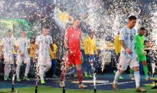 استبعاد رباعي الارجنتين عن مواجهة البرازيل