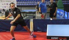 بطولة عادل حكيم الدولية في كرة الطاولة  النهائيات الأحد ابتداء من العاشرة قبل الظهر