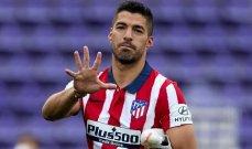 سواريز يحض تشافي على تجاهل وظيفة التدريب في برشلونة