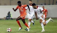 الدوري الاماراتي: تعادل قاتل للنصر أمام بني ياس وفوز عجمان على الشارقة