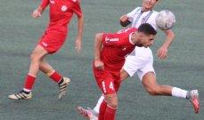 تعادل منتخب لبنان للشباب