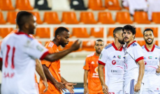 كأس رابطة المحترفين الاماراتية: التعادل يحسم مواجهة عجمان والشارقة
